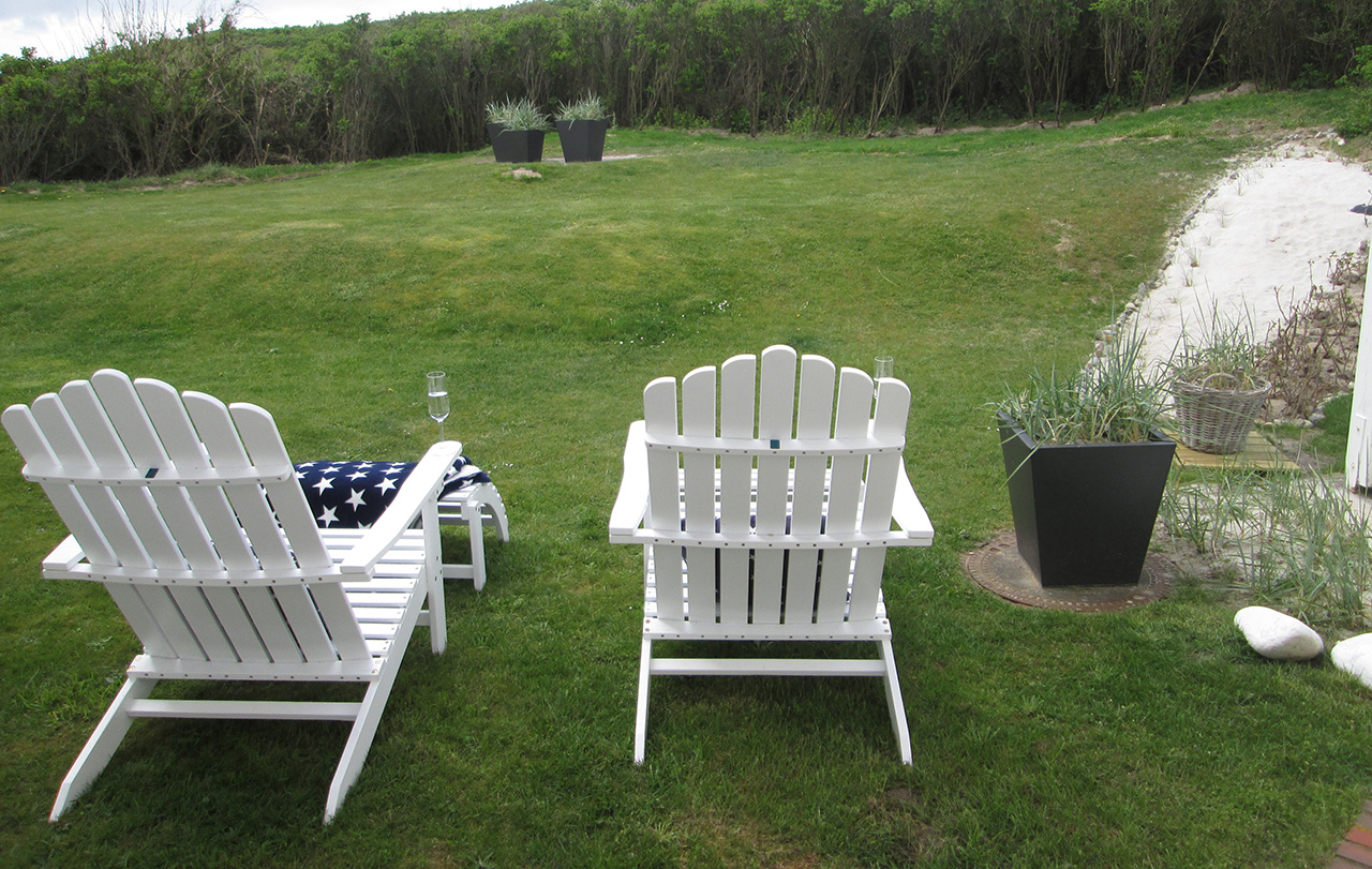 terrasse und garten gartenwohnung auf sylt. Black Bedroom Furniture Sets. Home Design Ideas